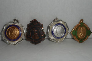 HIGHLAND GAMES MEDALS (LOCAL)