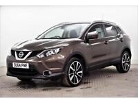 2014 Nissan Qashqai DCI TEKNA Diesel brown Manual