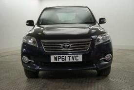 2012 Toyota Rav-4 XT-R D-CAT Diesel grey Automatic