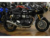 TRIUMPH THRUXTON RS 2020 SHOWCASE EDITION