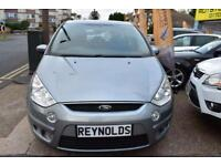 2009 09 FORD S-MAX 2.0TDCi 140ps ZETEC GOOD AND BAD CREDIT CAR FINANCE AVAILABLE
