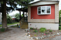 Apple Valley MHP! Updates to This 14' Wide, 3 Bdrm Mobile Home!