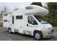 CI MIZAR GTL LIVING 4 BERTH FAMILY MOTORHOME FOR SALE