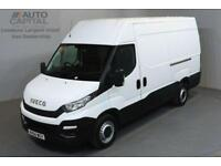 IVECO-FORD DAILY 2.3 35S 126 BHP L2 H3 MWB HIGH ROOF