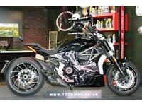 2019/19 DUCATI X DIAVEL S 1260 ONLY 1,268 MILES