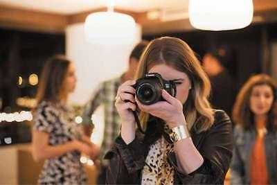 Probier jede Kamera aus, bevor du sie kaufst