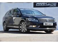 2013 Volkswagen Passat 2.0 TDI BlueMotion Tech Sport DSG 5dr
