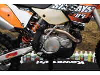 2009 KTM EXC 530 6 DAYS ENDURO BIKE ROAD REG, ELECTRIC START,