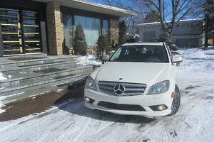 2009 Mercedes Benz C300 AWD 4Matic