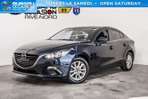 Mazda Mazda3 GS MAGS+CAM.RECUL+SIEGES.CHAUFFANTS 2015