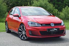 Volkswagen Golf 2.0TDI ( 184ps ) ( BMT ) DSG 2015MY GTD