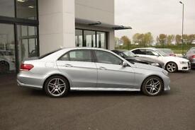 2013 Mercedes-Benz E Class 2.1 E300 CDI BlueTEC Hybrid AMG Sport 7G-Tronic