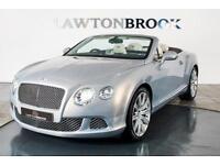 Bentley Continental 6.0 ( 567bhp ) 4X4 Auto 2012MY GTC
