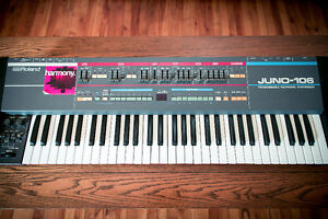 Juno 106 Synth