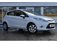 GOOD CREDIT CAR FINANCE AVAILABLE 2011 61 FORD FIESTA 1.6TDCi ZETEC
