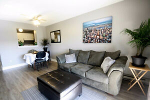 Carpet free renovated 2 bedroom Condo