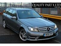 2012 Mercedes-Benz C Class 2.1 C250 CDI BlueEFFICIENCY Sport 7G-Tronic 5dr