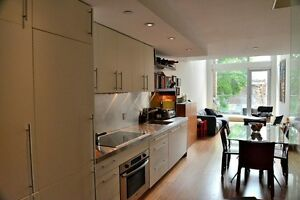 Large open concept 2 bedroom available at the Terminus building