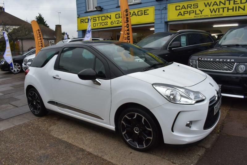 2012 12 CITROEN DS3 1.6e-HDi AIRDREAM STYLE PLUS