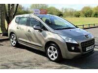 Peugeot 3008 1.6HDi Active, 1Former Keeper, Full Service History