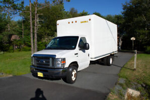 2013 Ford E-450 Cube Van 138,000kms