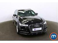 2018 Audi A6 1.8 TFSI S Line 5dr S Tronic Auto Estate Petrol Automatic