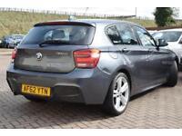 2012 BMW 1 Series 2.0 120d M Sport Sports Hatch 5dr