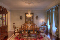 Estate Sale: Everything must be sold, moving overseas…   Dining