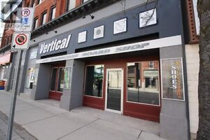 Prime retail space available in downtown Owen Sound ..BEST RENT.