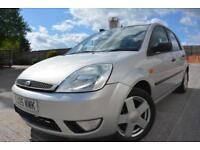 FORD FIESTA ZETEC 1.4 5 DOOR*LOW MILEAGE*12 MONTHS MOT*IDEAL FIRST CAR*ALLOYS*