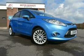 image for 2011 Ford Fiesta TITANIUM Auto Hatchback Petrol Automatic