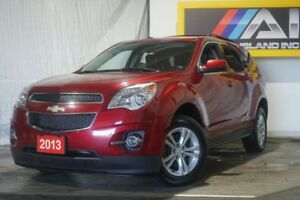 2013 Chevrolet Equinox FWD,w/2LT,Camera,Bluetooth,Leather