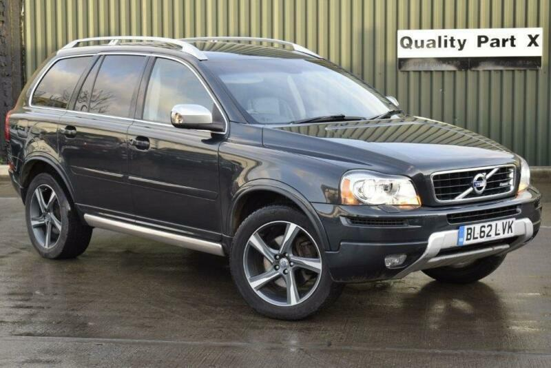 2013 Volvo XC90 2 4 D5 R-Design Geartronic AWD 5dr   in North London,  London   Gumtree