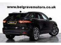 2017 Jaguar F-Pace R-SPORT BLACK PACK 58+MPG Estate Diesel Manual