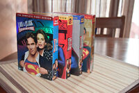 Lois and Clark the adventures of Superman