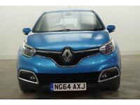 2015 Renault Captur DYNAMIQUE MEDIANAV ENERGY DCI S/S Diesel blue Manual