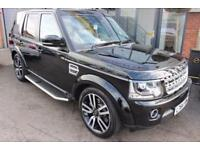 Land Rover Discovery SDV6 HSE LUXURY-REAR ENTERTAINMENT