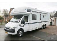Auto-Trail Chieftain SE - Luxury 6 Berth TAG AXLE Motorhome For Sale