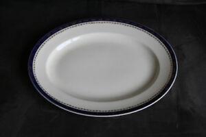 Bleu De Roi Kingsdale 18kt. Solid Gold Platter