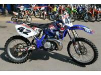 YAMAHA YZ 250 2003 MOTOCROSS BIKE TWO STROKE PART EXCHANGE TO CLEAR