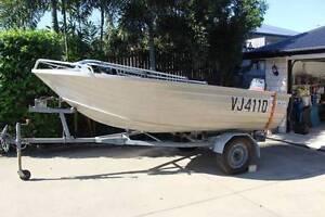 Sea Jay 4.0 tinny with 40 hp Mariner Mackay Mackay City Preview