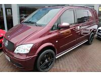 Mercedes Vito 115 CDI LONG SWB. FINANCE SPECIALISTS