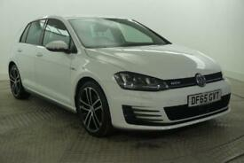 2015 Volkswagen Golf GTD Diesel white Manual