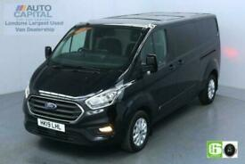 2019 Ford Transit Custom 2.0 300 Limited 130 BHP L2 H1 Euro 6 Low Emission PANEL
