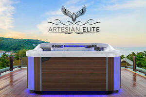 Decadence Abounds In a Artesian Elite Spa on Sale Now!