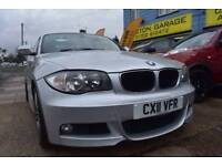 2011 11 BMW 118d M SPORT COUPE AUTO GOOD AND BAD CREDIT CAR FINANCE AVAILABLE