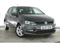 2017 Volkswagen Polo 1.2 TSI Match Edition (s/s) 5dr Hatchback Petrol Manual