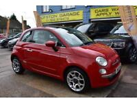 BAD CREDIT HISTORY CAR FINANCE AVAILABLE 2011 61 FIAT 500 1.2 69ps LOUNGE