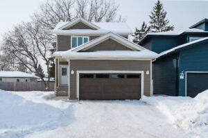 Brand new house for rent North Kildonan