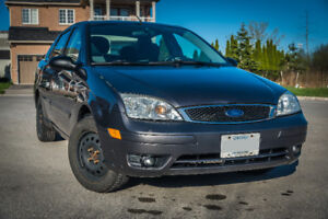 2007 Ford Focus SES (ZX4)
